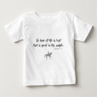 Het Citaat van het Paard van Churchill Baby T Shirts