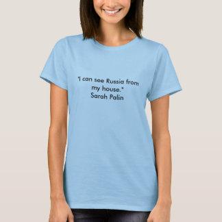 . Het Citaat van Palin van Sarah T Shirt
