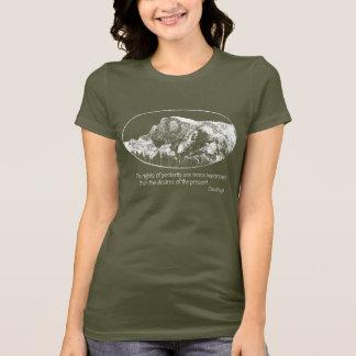 Het Citaat van Yosemite T Shirt