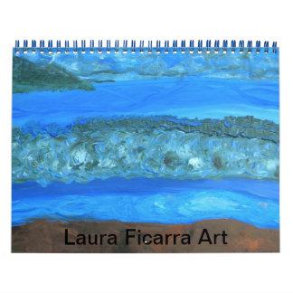Het Collectie van het water Kalender