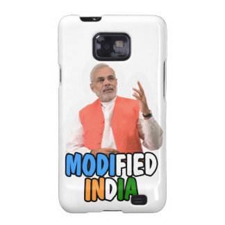 Het Collectie van Modi van Narendra Samsung Galaxy S2 Hoesje