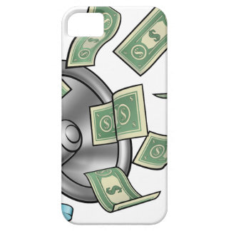 Het Concept van de Megafoon van het Geld van de Barely There iPhone 5 Hoesje
