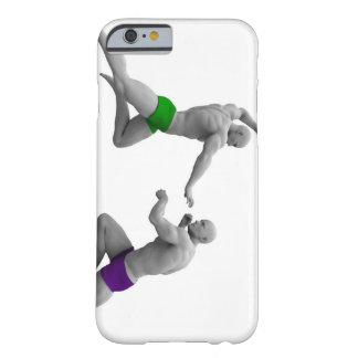 Het Concept van vechtsporten voor het Vechten en Barely There iPhone 6 Hoesje