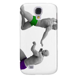 Het Concept van vechtsporten voor het Vechten en Galaxy S4 Hoesje