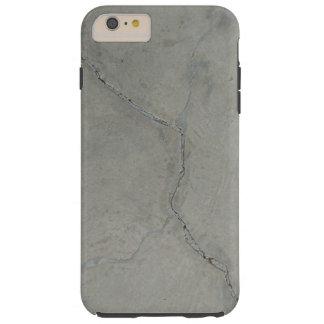 Het concrete Taaie Hoesje van de Stijl voor iPhone