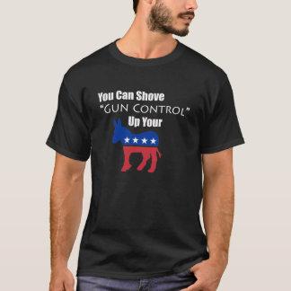 Het contro-Pistool van het Pistool van de duw T Shirt