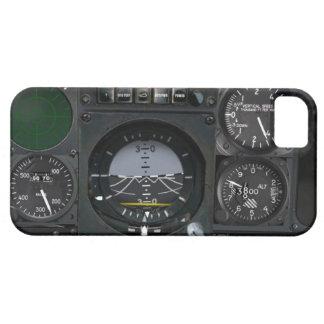 Het Controlebord van het vliegtuig Barely There iPhone 5 Hoesje