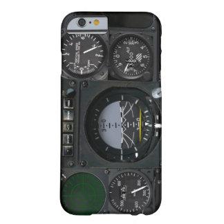 Het Controlebord van het vliegtuig Barely There iPhone 6 Hoesje