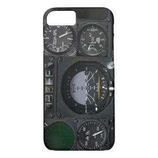 Het Controlebord van het vliegtuig iPhone 7 Hoesje