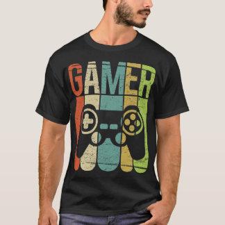 Het Controlemechanisme van het Spel van Gamer T Shirt