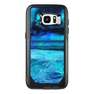 Het dansen Lichten OtterBox Samsung Galaxy S7 Edge Hoesje