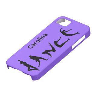 Het Dansen van de dans iphone 5 van de Danser van Barely There iPhone 5 Hoesje