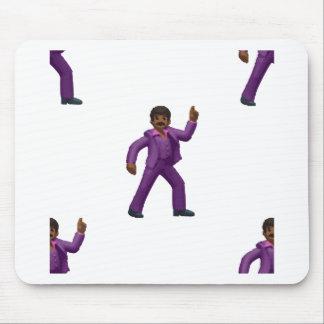 Het Dansende Man van Emoji Muismat