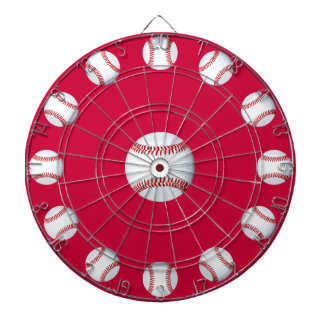Het Dartboard van Bullseye van het honkbal Dartborden