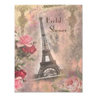 Het de sjofele Elegante Toren van Eiffel & Kaart