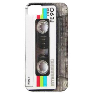 Het Dek van de band Barely There iPhone 5 Hoesje
