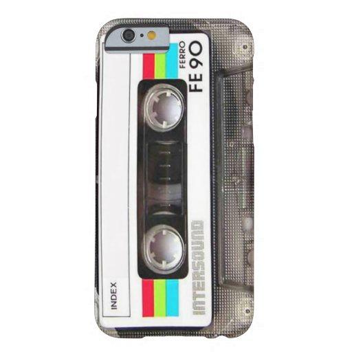 Het Dek van de band Barely There iPhone 6 Case