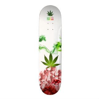 """Het dek van de """"Kruiden"""" van NothingSpecial Skateboard Deck"""