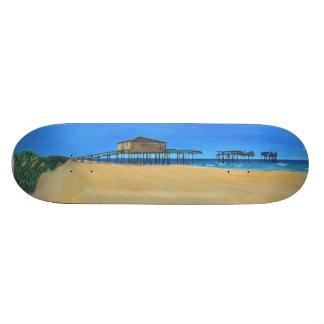 Het dek van de Pijler van Frisco Skate Deck