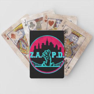 Het Dek van de Pook ZAPD Poker Kaarten