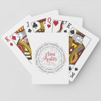 Het Dek van de speelkaart - de Drama's van de Pokerkaarten