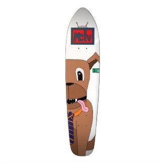 Het Dek van Doggo van het Skateboard (Nikkel)