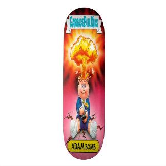 het dek van het douaneskateboard 18,7 cm mini skateboard deck
