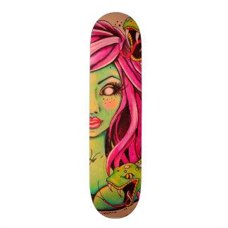 Het Dek van het Schaats van Skinderella Skateboard