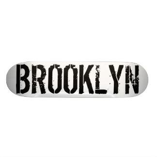 Het Dek van het Skateboard van Brooklyn