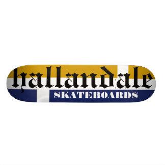 Het Dek van het Skateboard van Hallandale