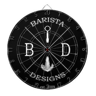 Het Design van Barista Dartborden