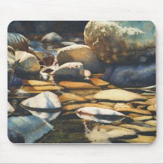 Het design van de rivier en van het wild door Mary Muismat