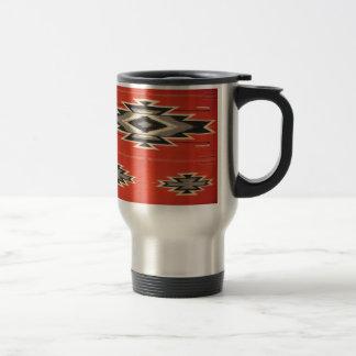 Het Design van Navajo Reisbeker