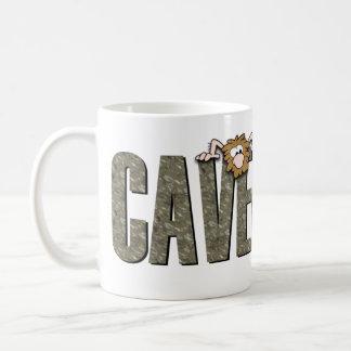 Het Dieet van de holbewoner Koffiemok