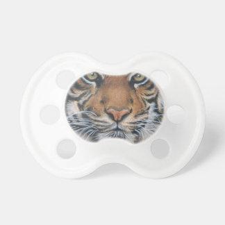 Het Dierlijke art. van het Wild van de tijger Baby Speentje
