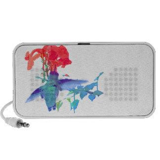 Het Dierlijke Wild van de Vogel van de kolibrie iPod Luidspreker