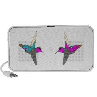 Het Dierlijke Wild van de Vogel van de kolibrie Mp3 Speaker