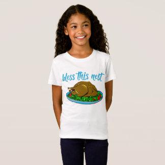 Het Diner van de Thanksgiving van de familie T Shirt