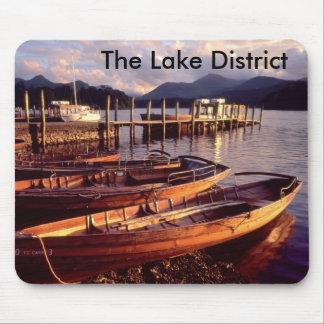 Het District Mousemat van het meer Muismat