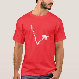 Het dode Overhemd van de Effectenbeurs van de T Shirt