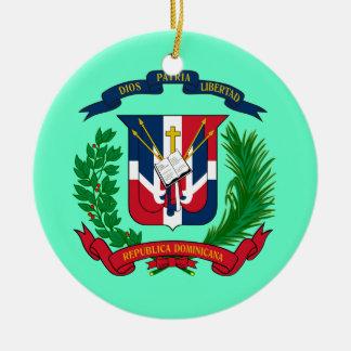 Het DOMINICAANSE Ornament van Kerstmis REPUBLIC*