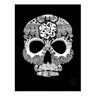 Het Donkere Briefkaart van La Bella Muerte
