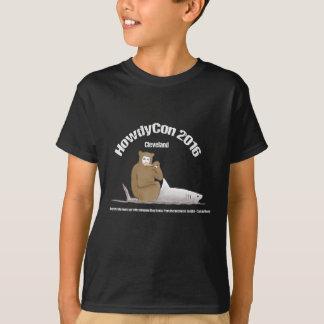 Het Donkere Overhemd van HowdyCon/het Lichte T Shirt