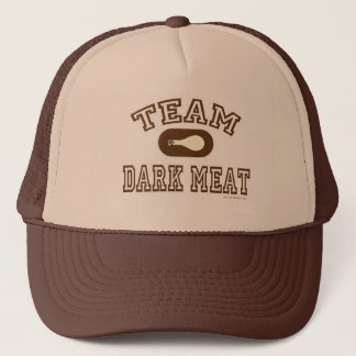 Het Donkere Vlees van het team bij Thanksgiving Trucker Pet