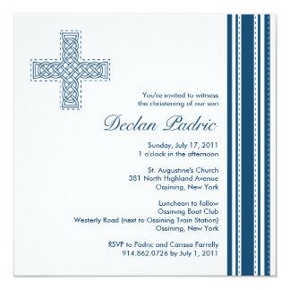Het dopen/van het Doopsel Uitnodiging -
