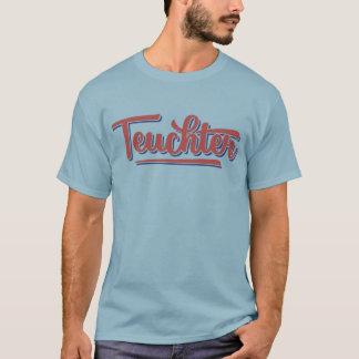 Het Dorische Dialect van Teuchter, het Schotse T Shirt