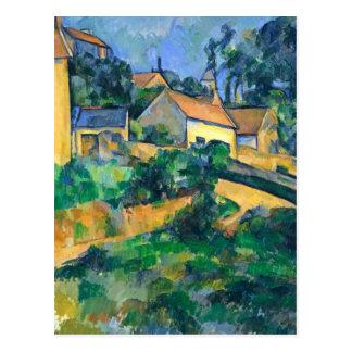 Het draaien van Weg in Montgeroult door Paul Briefkaart