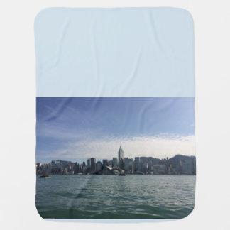 Het dragen van Hong Kong Inbakerdoek