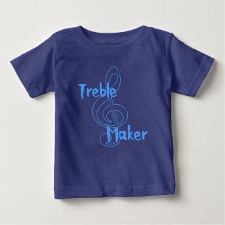 Het drievoudige Kind van de Maker Baby T Shirts