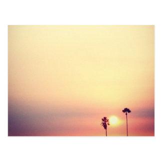 Het Dromen van Californië Briefkaart